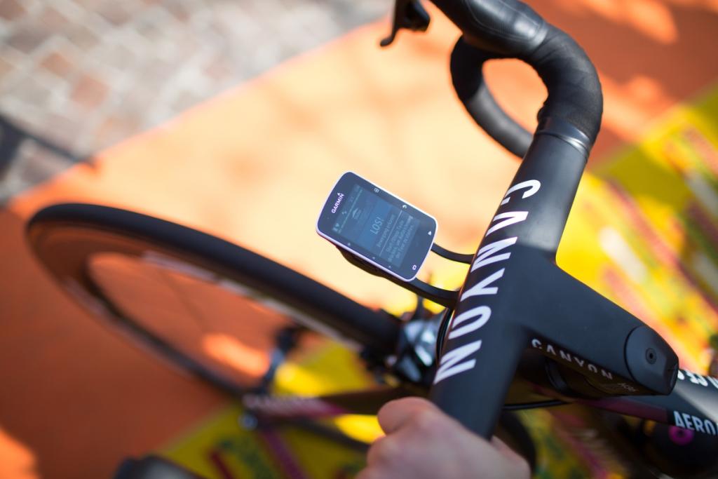 La bici di Lisa Brennauer al Trofeo Alfredo Binda