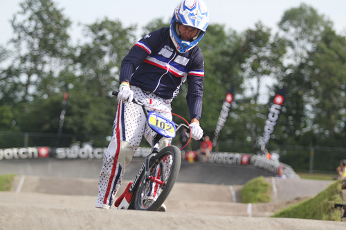 L'UCI BMX World Championship 2011 a Copenhagen