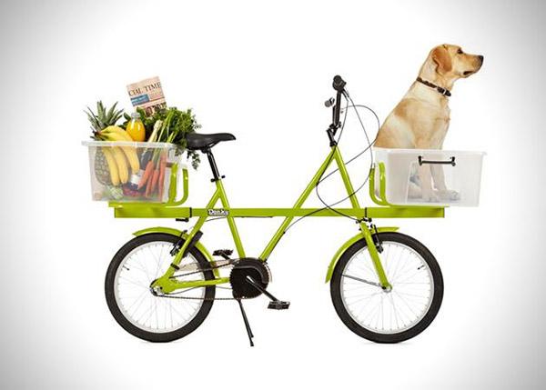 Urban Cargo Bike