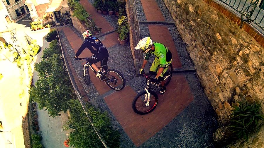 Urban Halloween Downhill a Pigna di Sanremo