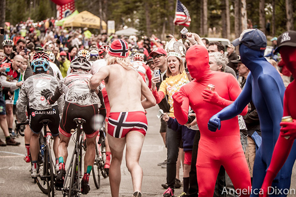 Spinte all'USA Pro Challenge 2014