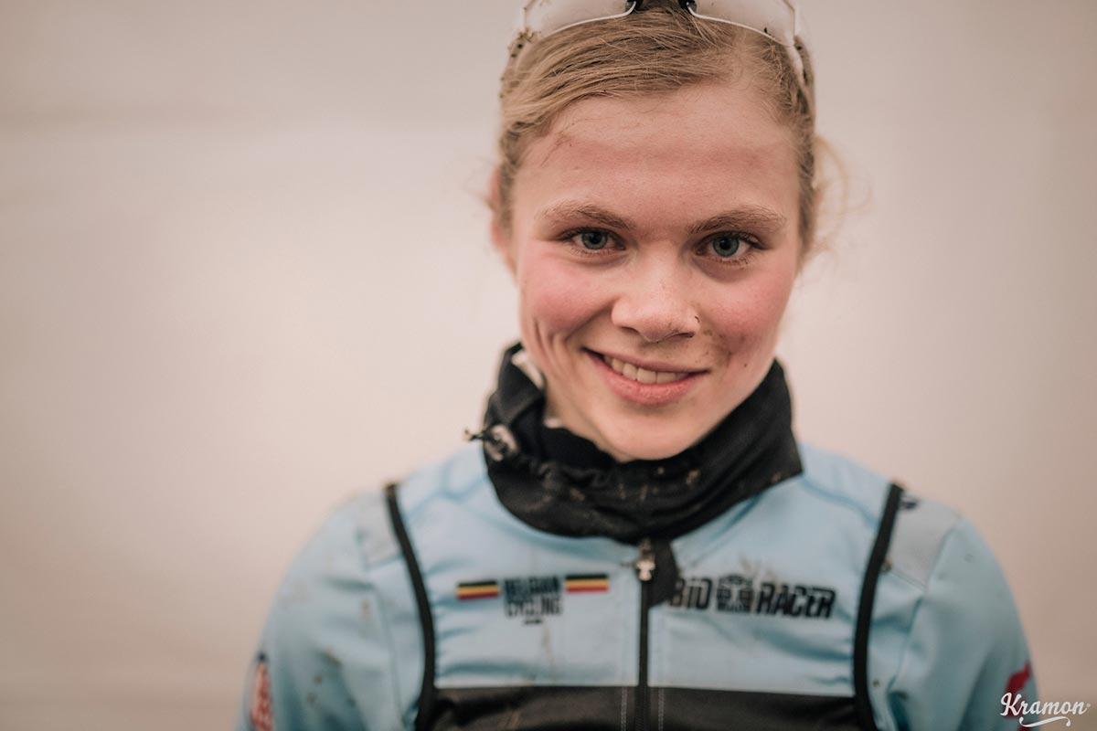 Laura Verdonschot a Valkenburg 2018