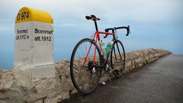 Sommità del mont Ventoux