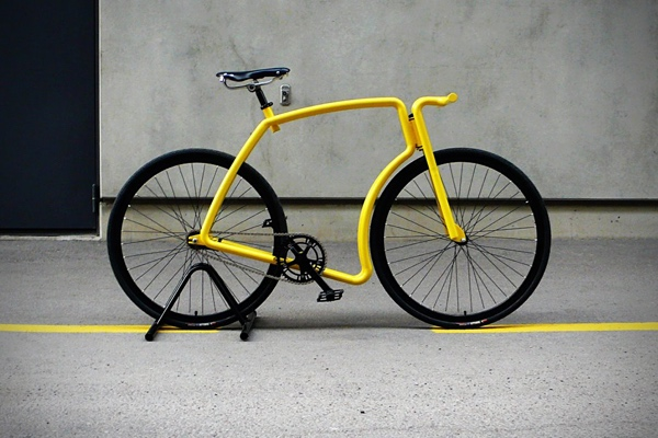 Viks Steel Urban Cycle