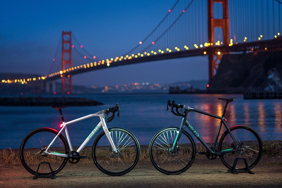 Due biciclette Volata