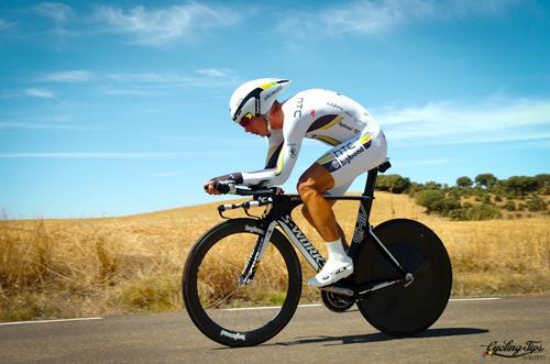 Cronometro alla Vuelta