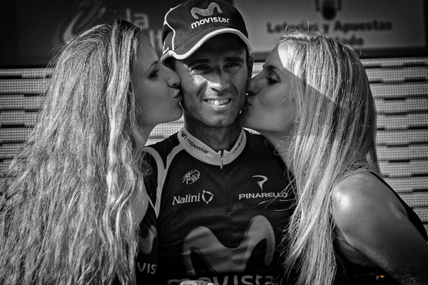 Alejandro Valverde alla Vuelta 2012