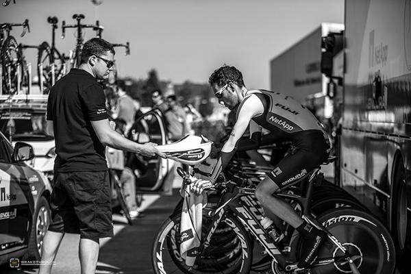 Il Team NetApp-Endura alla Vuelta 2013