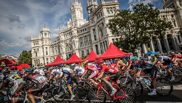 La Vuelta 2013 a Madrid