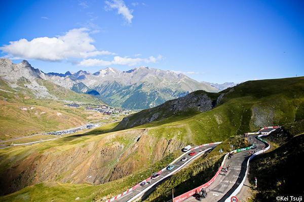 Tornanti pirenaici alla Vuelta 2013