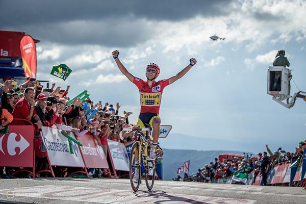 Contador e la Vuelta 2014