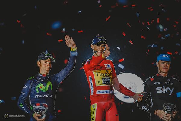 Contador, Froome e Valverde alla Vuelta 2014