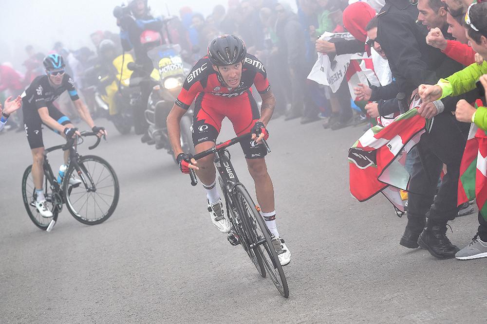 Alessandro De Marchi alla Vuelta 2015