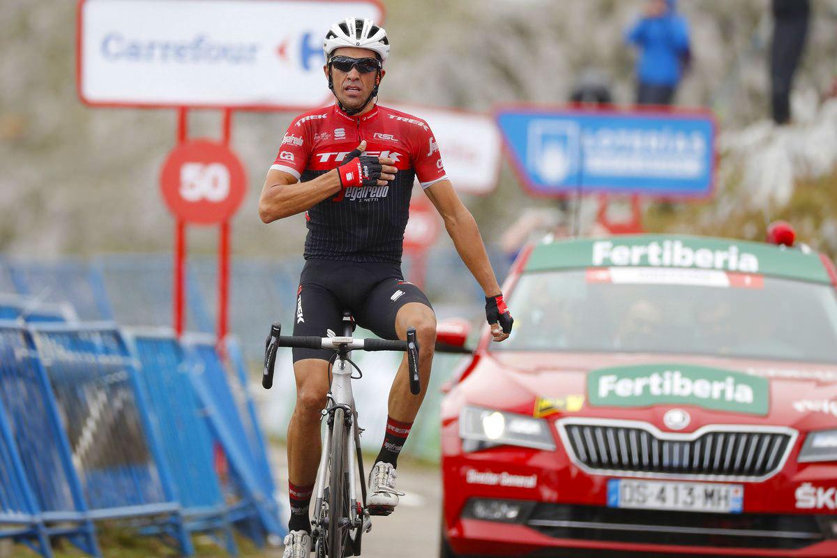 Contador alla Vuelta 2017