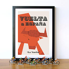 Poster La Vuelta a Espana 2019