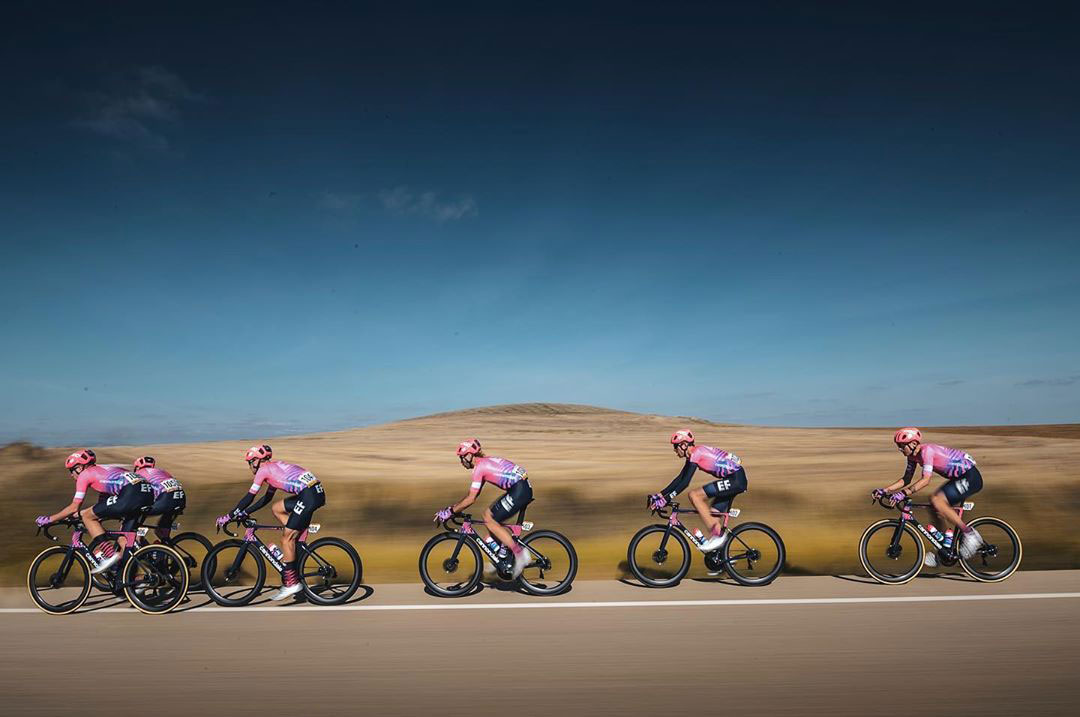 EF Education First alla Vuelta 2020