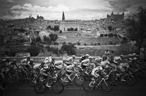 Un passaggio della Vuelta